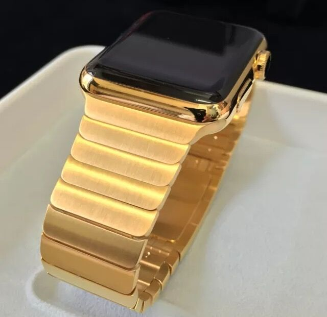 Best Watch Gold Plating Service! 5 Year Warranty!